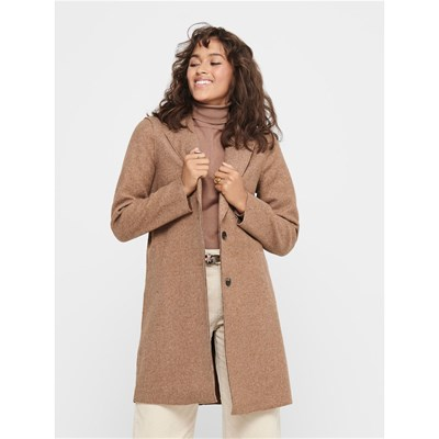 Only - Carrie - Manteau - taupe