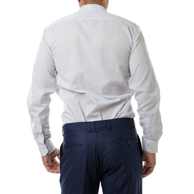 SINÉQUANONE HOMME Chemise manches longues - blanc