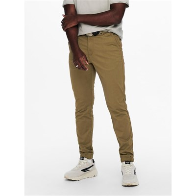 ONLY & SONS Cam - Pantalon chino - beige