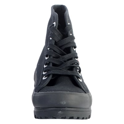 SUPERGA Baskets montantes - noir