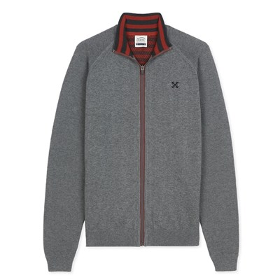 Oxbow - Peslo - Pull - gris chiné