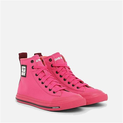 Diesel - S-astic mid - Baskets montantes - fuchsia