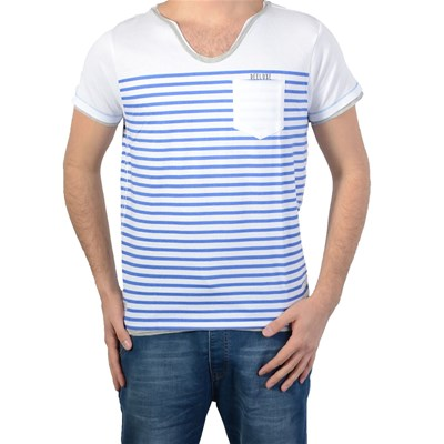 DEELUXE Fisher - T-shirt manches courtes - blanc