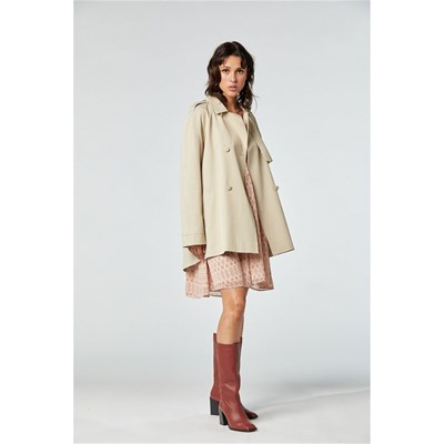 SINÉQUANONE Varion - Trench - beige