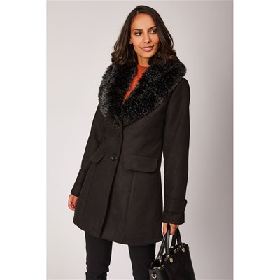Made in Italy - Manteau - noir