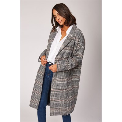 MADE IN ITALY Manteau - gris