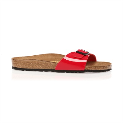 BIRKENSTOCK Madrid - Sandales - vernies rouges