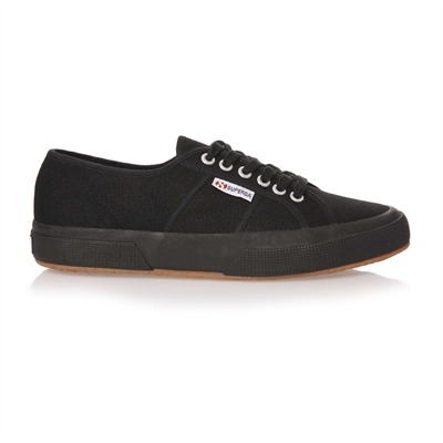 SUPERGA Tennis - noir