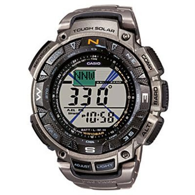 Casio Pro-Trek - montre digitale - noir