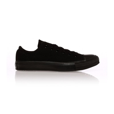 Monochrome Canvas Ox - Sneakers - noir