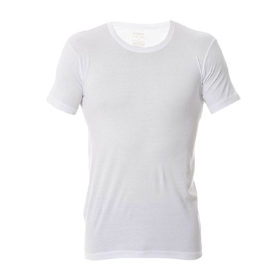 ATHENA Lot de 2 tee-shirts blancs
