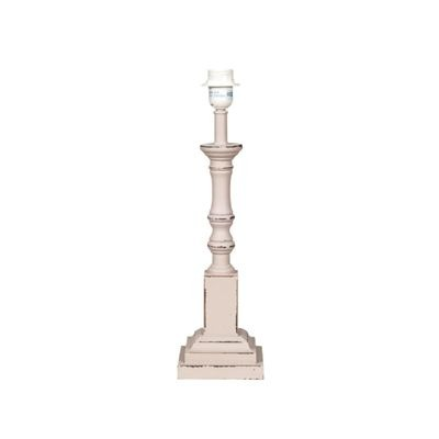 MADURA Chambord - Lampe de table gris clair