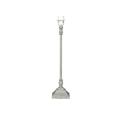 MADURA Lampe de table - Lampe de table gris clair