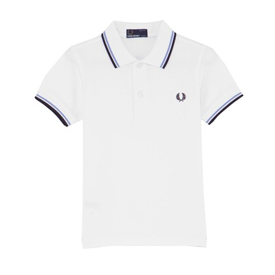 FRED PERRY Polo - blanc