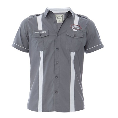 Hope N Life Harlin - Camisa - gris