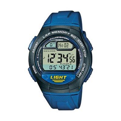 Casio Sport - montre digitale - bleu