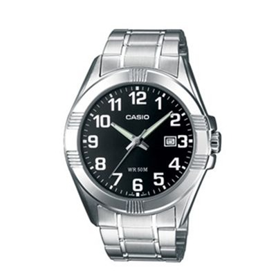 Casio Collection - Montre bracelet en acier