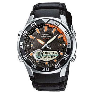 Casio Collection - Type : chrono - noir