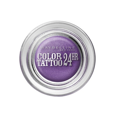 GEMEY MAYBELLINE Eyestudio Color Tattoo 24H - Fard à paupières - Endless Purple