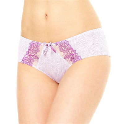 Belle - Shorty - de jour violet