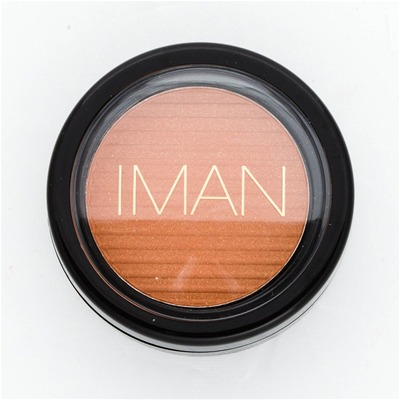 IMAN Blush sunlit copper - orange