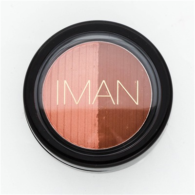 IMAN Blush allure - bicolore