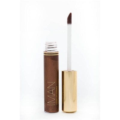 Lip Shimmer - Gloss - marron