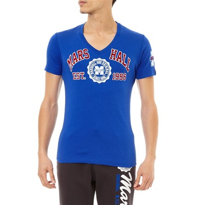 T-shirt - bleu royal