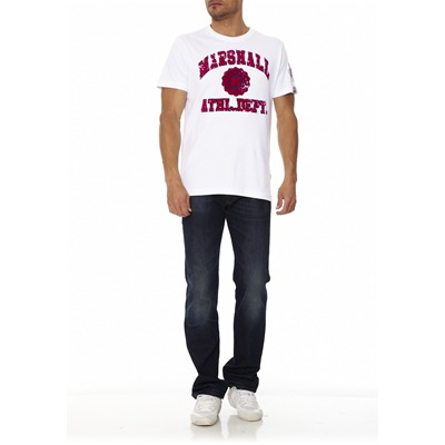 MARSHALL ORIGINAL T-shirt manches courtes - blanc