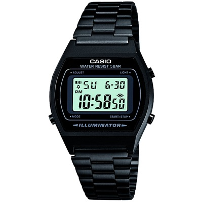 CASIO Collection - Montre digitale - noir