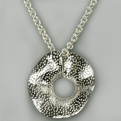 Chic And go corolle - pendentif en argent