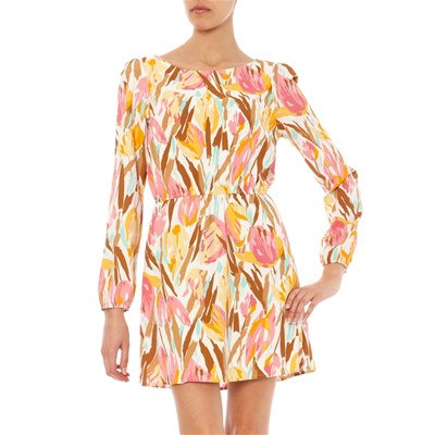 VERO MODA Robe - multicolore