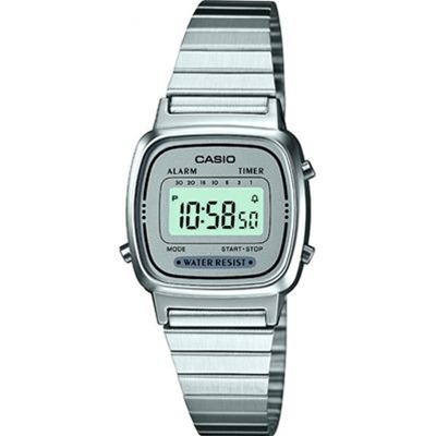 CASIO Casio Collection - Style casual - acier