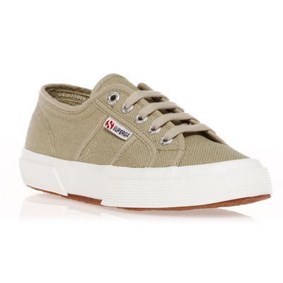 SUPERGA Baskets, Sneakers - sable