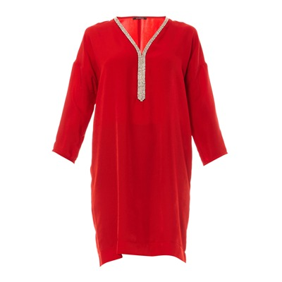 MORGAN Robe rouge