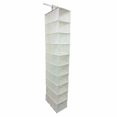 H129cm - Organisateur à suspension - gris