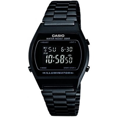 CASIO Casio Collection Retro - Montre unisexe - noir