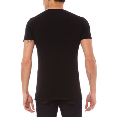 PEPE JEANS LONDON Original stretch V - T-Shirt - noir