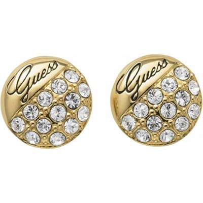 GUESS Crystal Crush - Boucles d'oreilles - doré