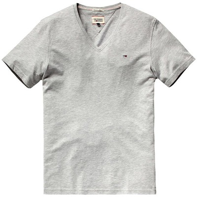 HILFIGER DENIM T-shirt - gris chiné